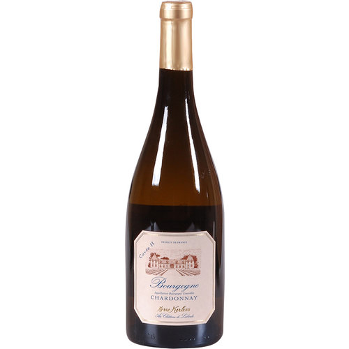 Hervé Kerlann - Château de Laborde 2015 Bourgogne Chardonnay Cuvée H, Hervé Kerlann