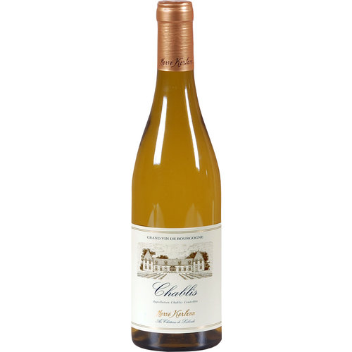 Bourgogne Herve Kerlann - Château de Laborde 2015 Chablis, Hervé Kerlann