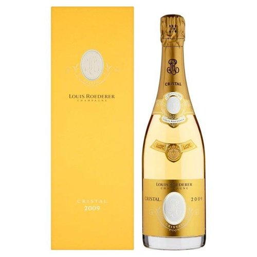 2009 Cristal Champagne, Louis Roederer