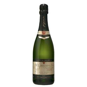 Champagne Brut Premier Cru, J.M. Gobillard et Fils, 37,5cl Halfje
