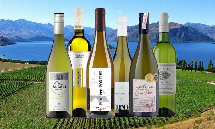 Wijnjournaal,  April 2018, Zes Sauvignon Blancs