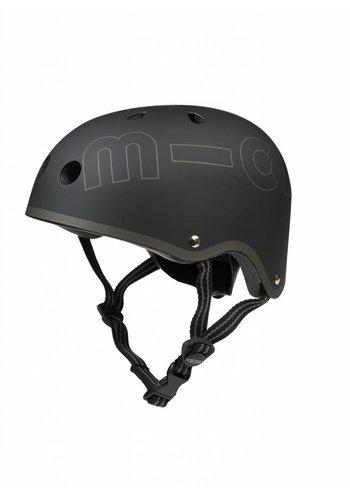 Micro helmet matt black