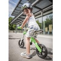 Micro G-bike+ Light balance bike Green