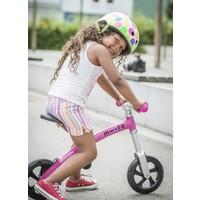 Micro G-bike+ Light balance bike Pink