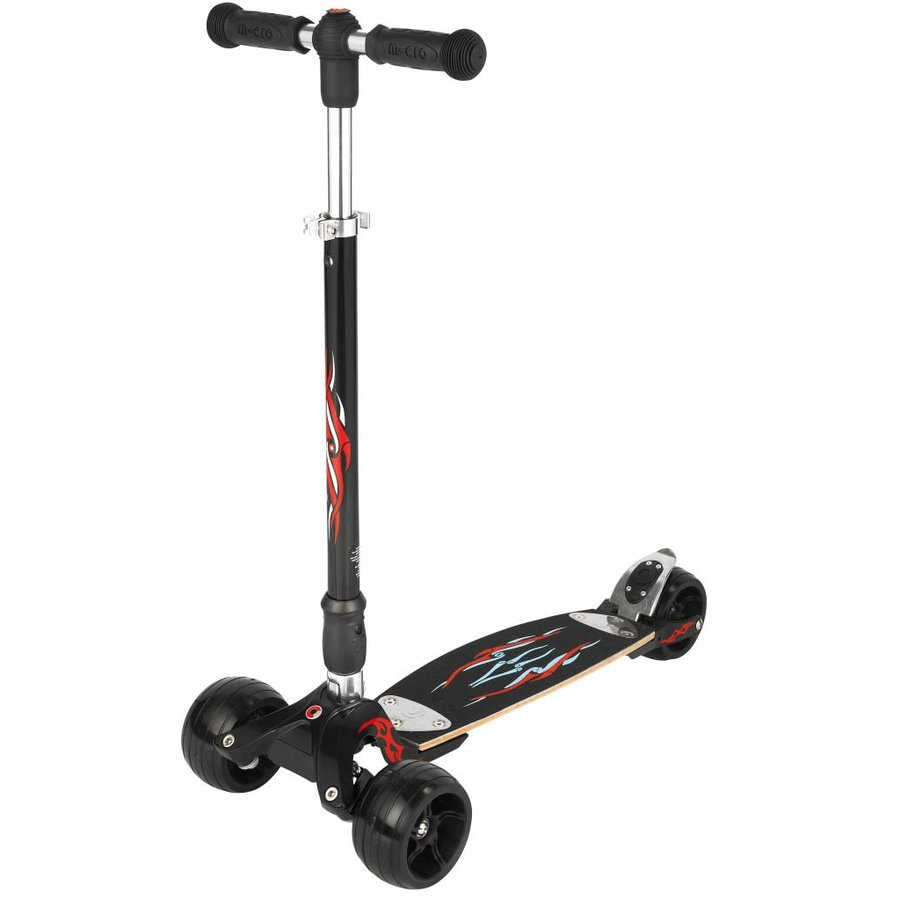 Micro Kickboard Monster 2in1