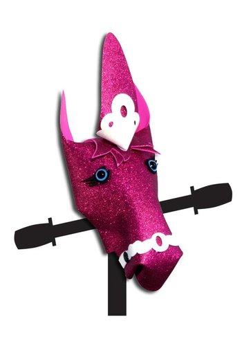 Handlebar Heroes glitter unicorn