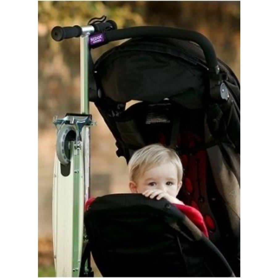Buggy/stroller Hook for scooter