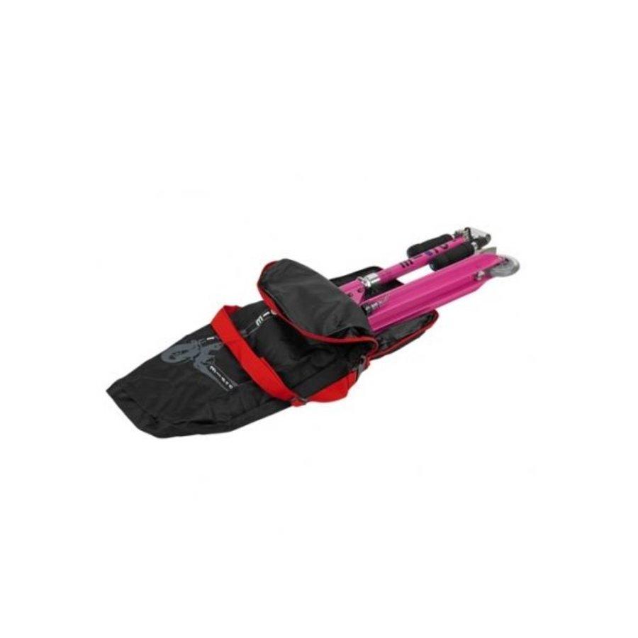 Micro draagtas voor 2 wielige step