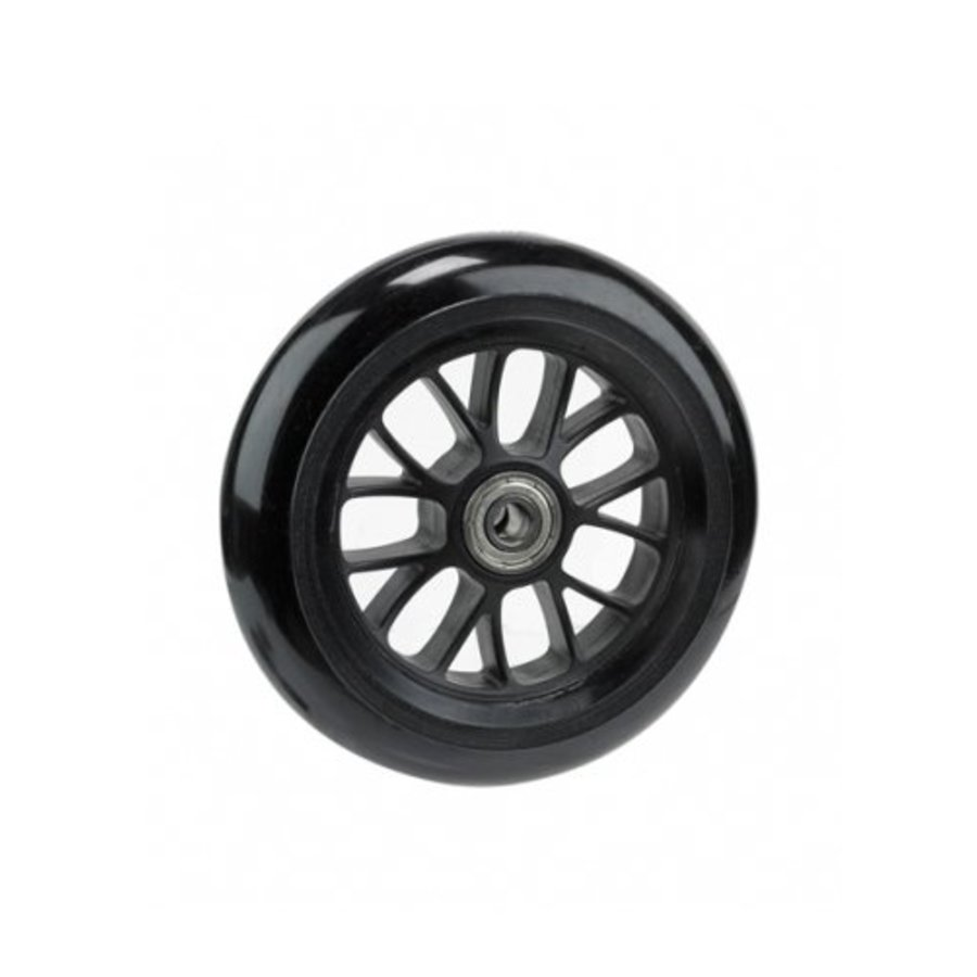 Micro wheel 120mm black (AC-5006b)