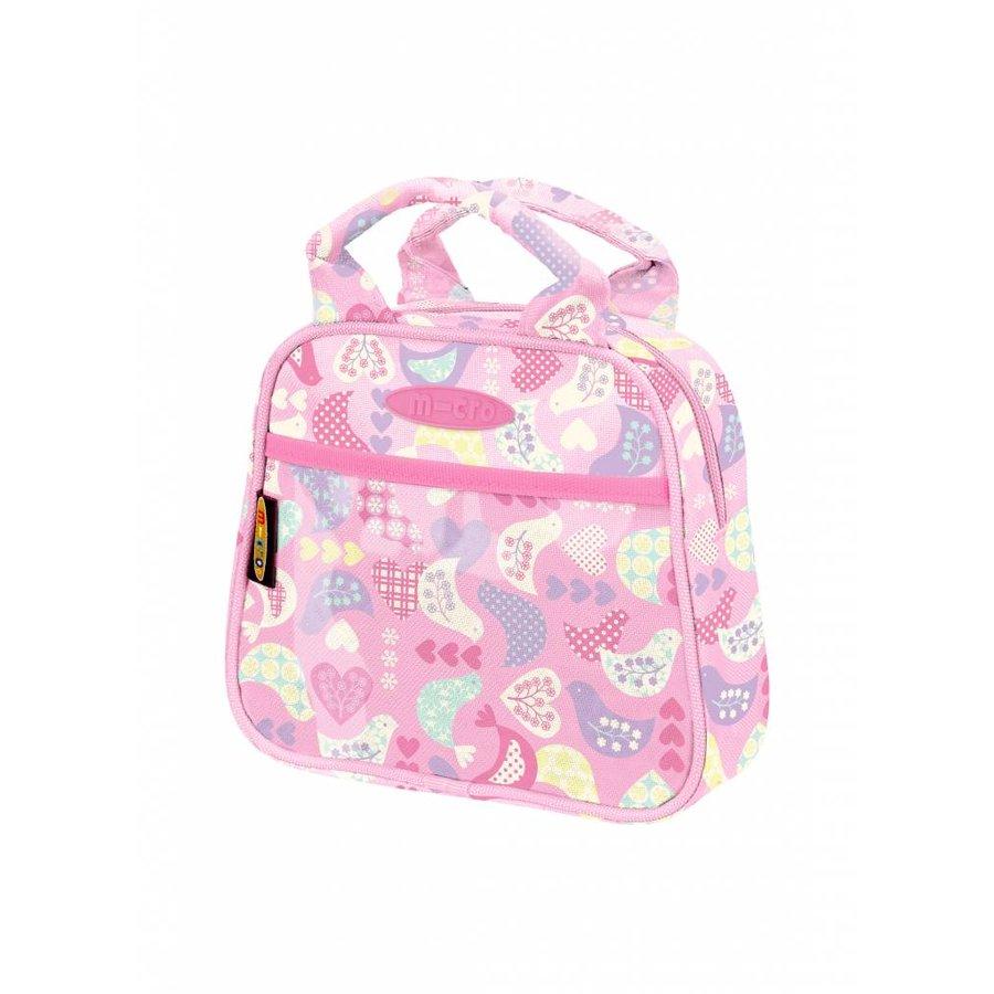 Mini Micro bag Pink Birdie