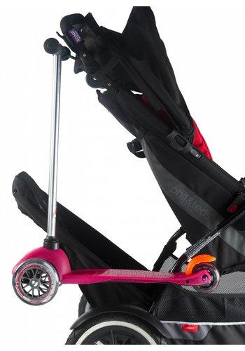 Kinderwagen haak voor step