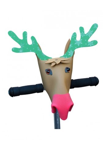 Handlebar Heroes Rudolph
