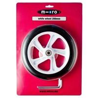 Micro wheel 200mm White (AC-5009B)