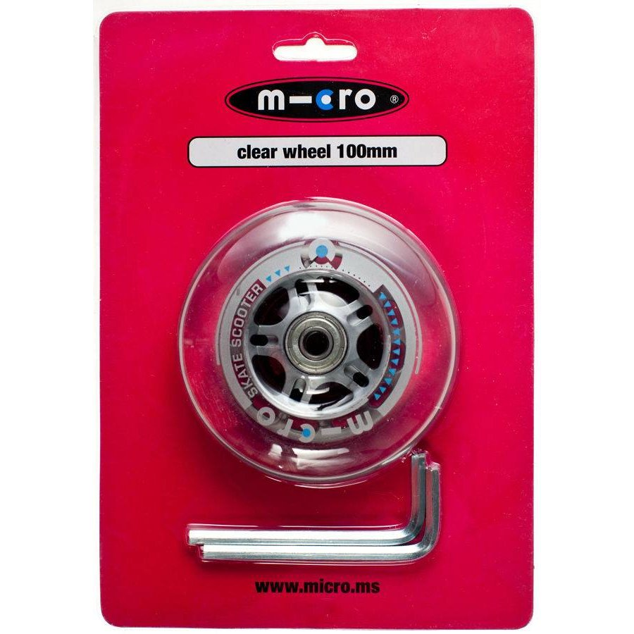 Micro wheel 100mm (AC-5003B)