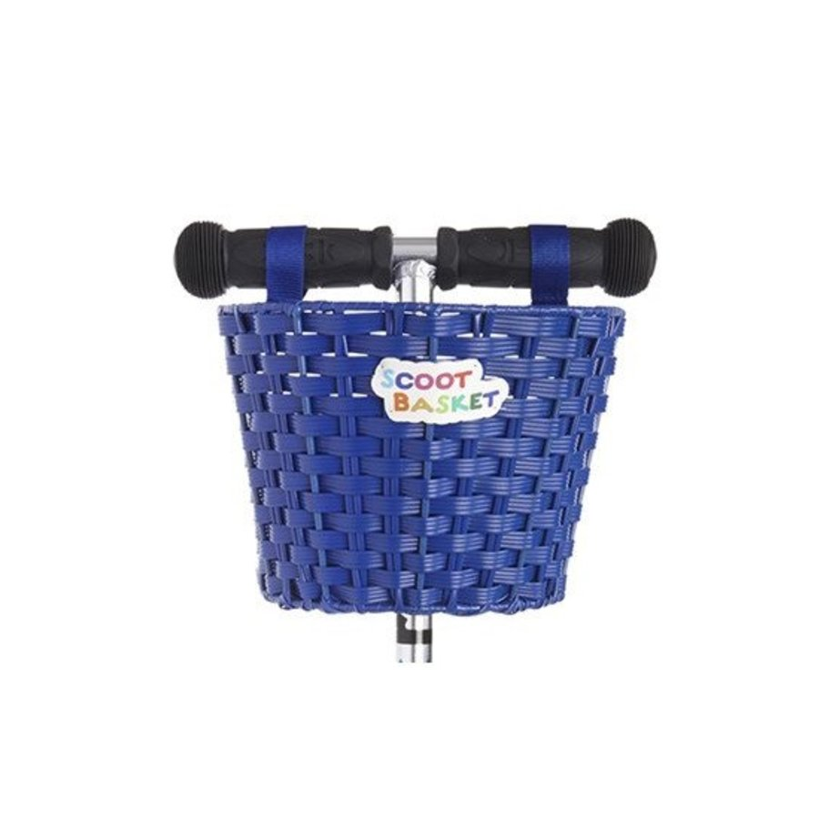 Scoot Basket blue