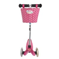 Scoot Basket pink