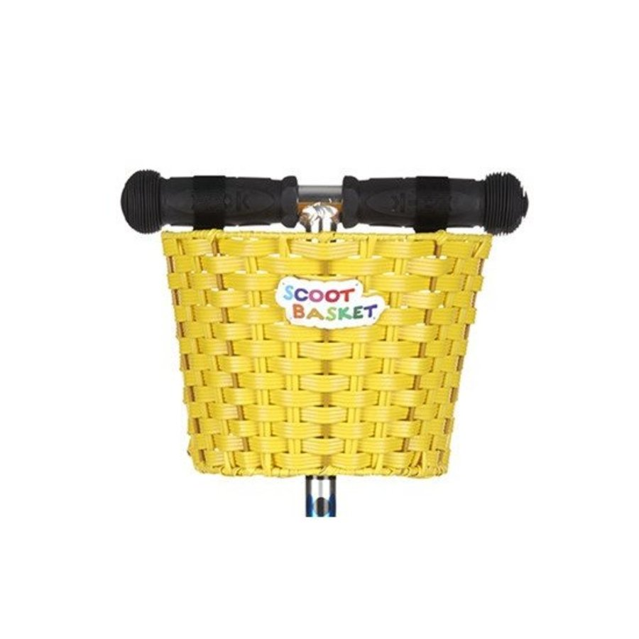 Scoot Basket yellow