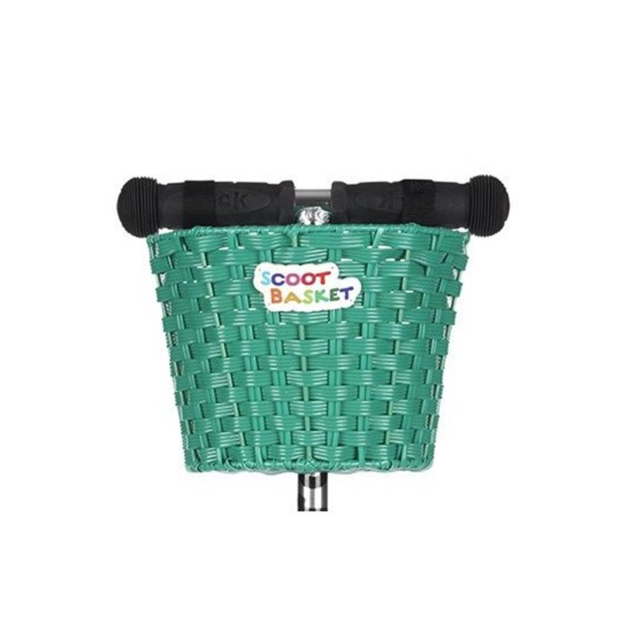 Scoot Basket green