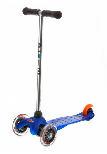 Mini Micro step Classic blauw