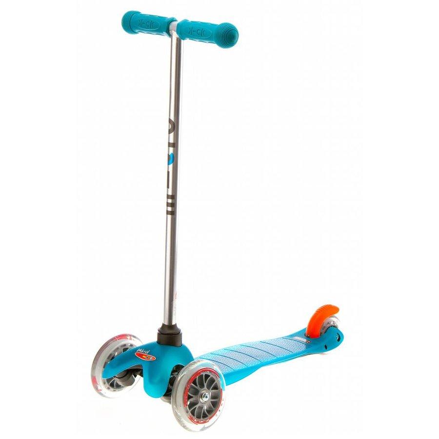 Mini Micro scooter Classic Aqua
