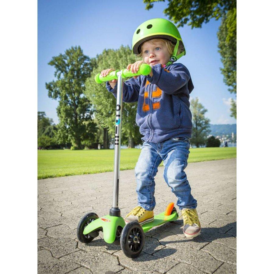 Micro helm groen