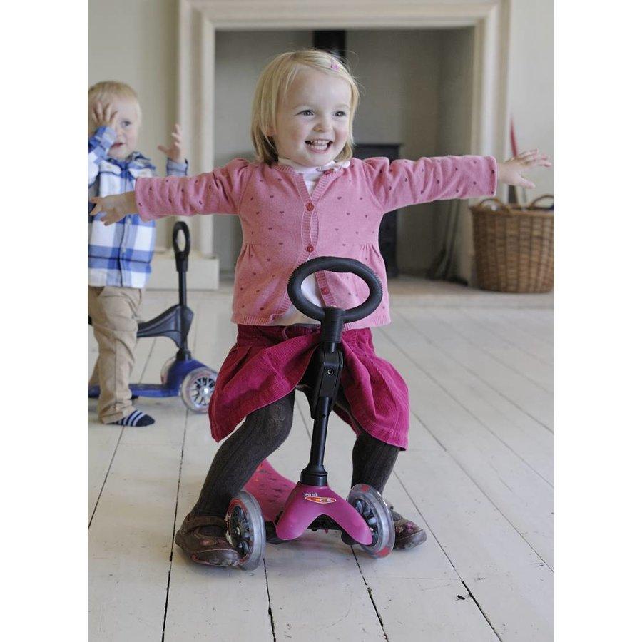 Mini Micro scooter 3in1 Pink