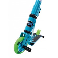 Micro MX Trixx 2.0 Rainbow blue + PEGS
