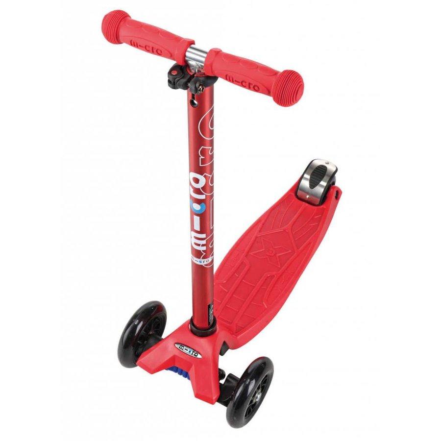 Maxi Micro step Metallic rood
