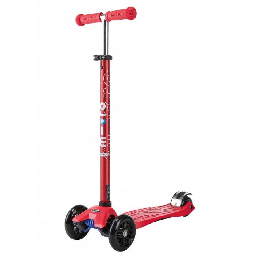 Maxi Micro scooter Metallic Red