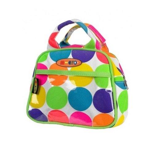 Micro bag neon dots - Micro Step 6acb7f7654ee5