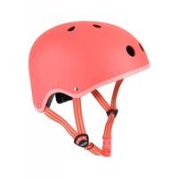 Micro helmet matt Coral Pink