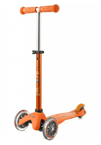 Mini Micro scooter Deluxe Orange