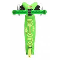 Mini Micro scooter Deluxe Green
