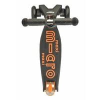 Maxi Micro step Deluxe zwart/oranje