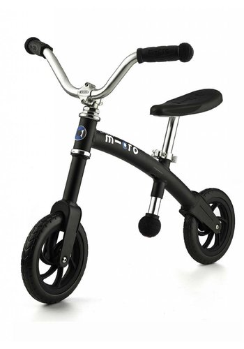 Micro G-bike+ Chopper Matt Black