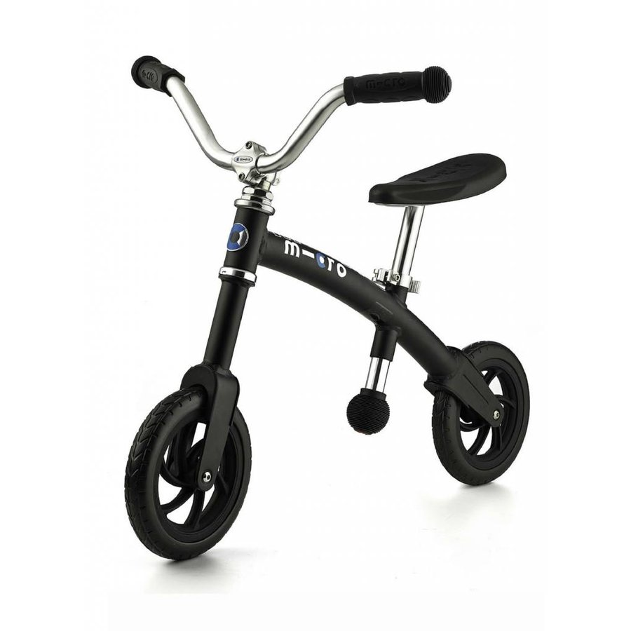 Micro G-bike+ Chopper mat zwart