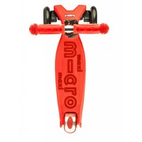 Maxi Micro scooter Deluxe Red/Red