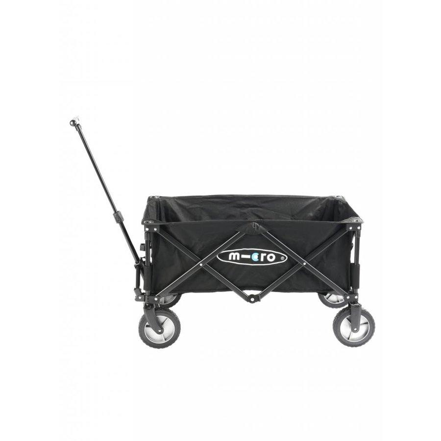 Micro wagon opvouwbare bolderkar