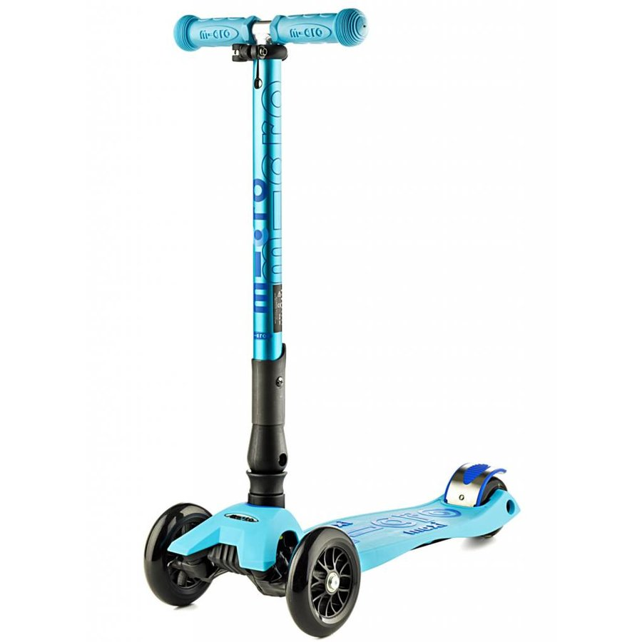 Maxi Micro scooter Deluxe Foldable Blue