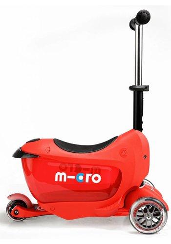 Micro Mini2go Deluxe Plus rood