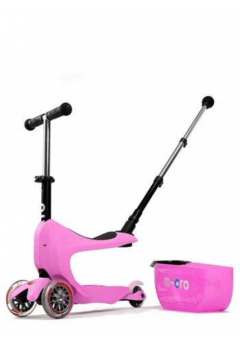 Micro Mini2go Deluxe Plus roze