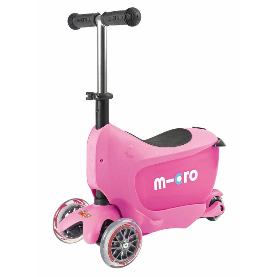 Micro Mini2go Deluxe Plus roze