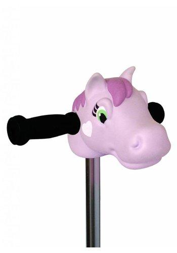 Scootaheadz pony pink