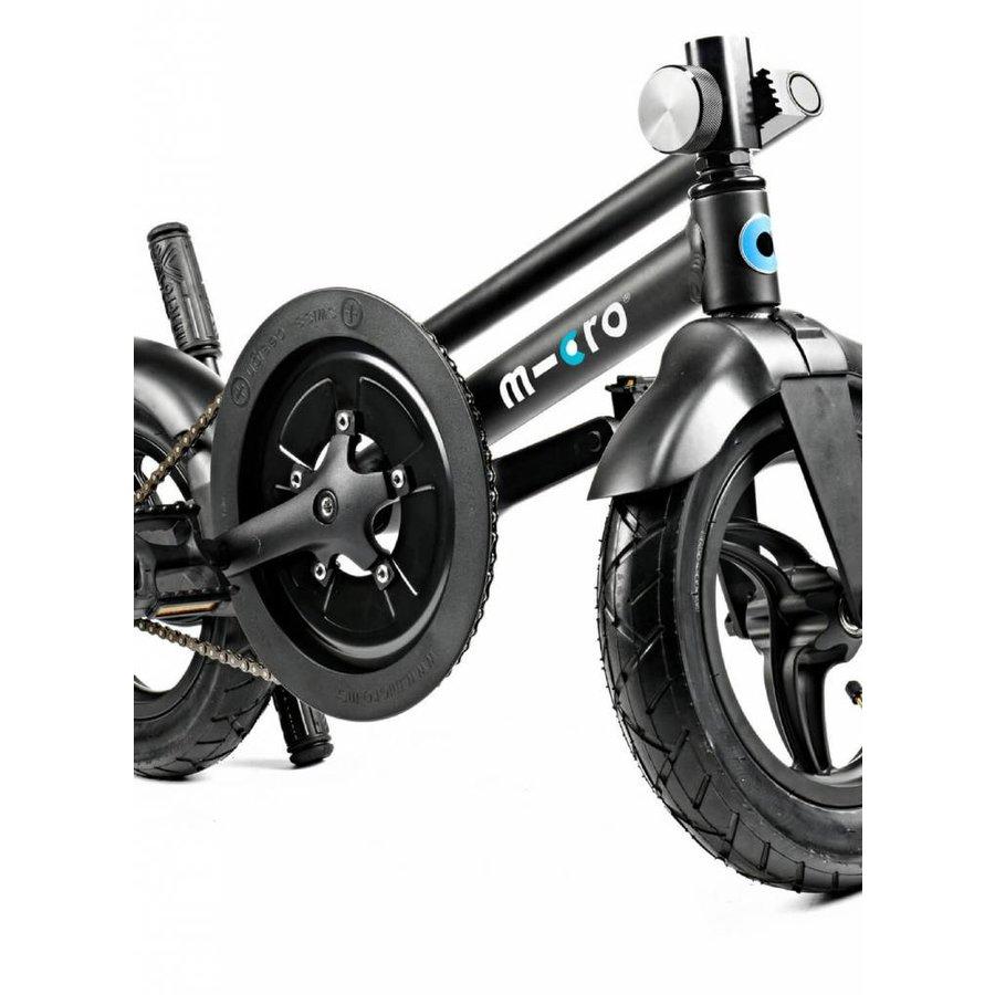 Micro Pedalflow zwart