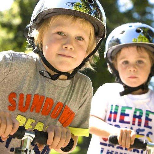 Helmen en bescherming