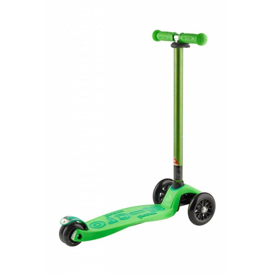 Maxi Micro step Deluxe groen