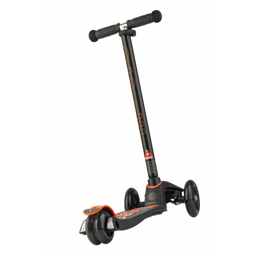 Maxi Micro scooter Deluxe Black