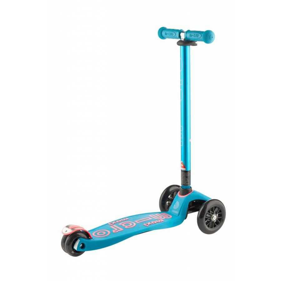 Maxi Micro scooter Deluxe Aqua/Pink