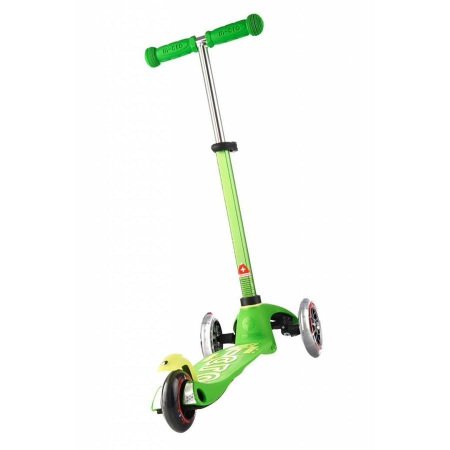 Mini Micro scooter Deluxe Green
