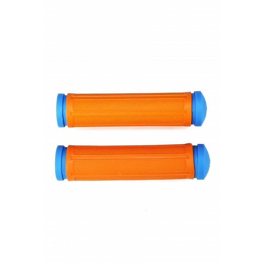 MX Trixx grips oranje